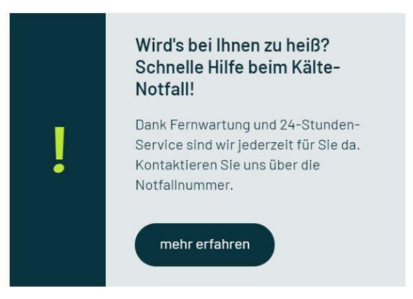 alternative Kältemittel aus  Deutschland