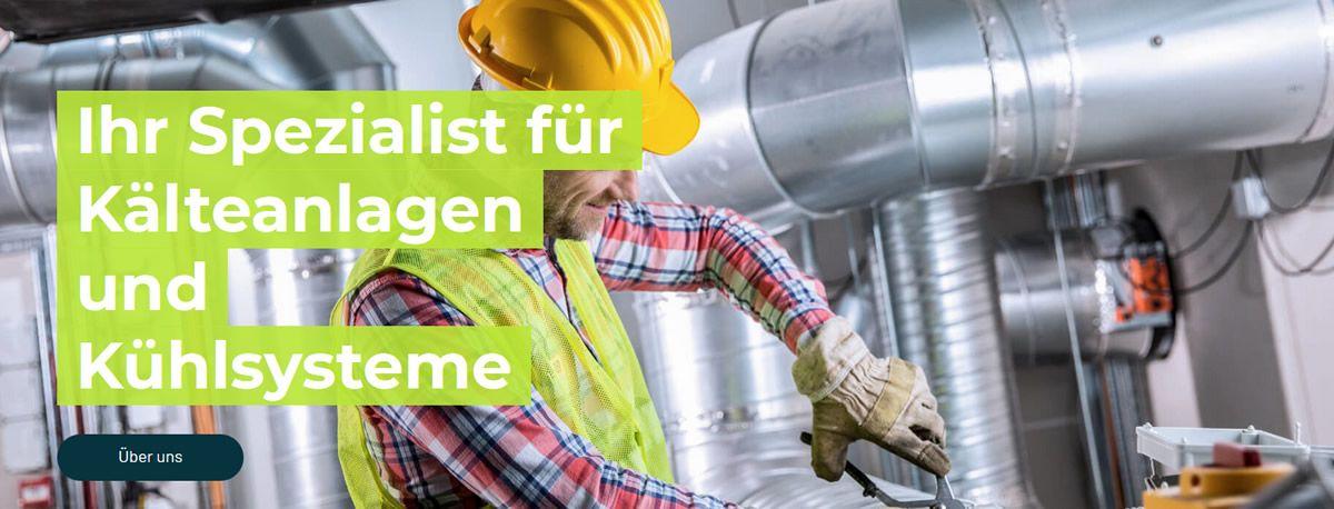 Kältetechnik & Klimatechnik für Industrie / Gewerbe - Kälte & Klima.